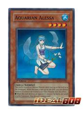 Aquarian Alessa - TAEV-EN020 - Super Rare - 1st Edition