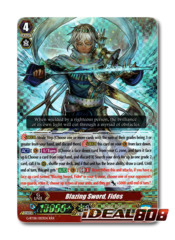 Blazing Sword, Fides - G-BT08/003EN - RRR