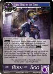 Riza, First of the Dead [BFA-074 R (Full Art)] English
