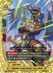 Battler with Giant Axe, Hof [S-BT06/0060EN C (Regular)] English