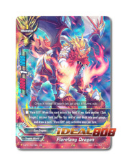 Flarefang Dragon [D-BT01/0010EN RR (FOIL)] English