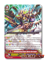 Interdimensional Dragon, Mystery-flare Dragon - G-TD01-001EN - TD (common ver.)
