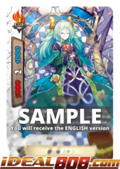 Sleeping Princess, Stef [S-UB02/0030EN R (FOIL)] English