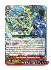 Storm Dominator, Commander Thavas - G-BT09/Re:01EN - Re