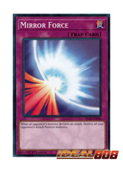 Mirror Force - YS18-EN036 - Common - 1st Edition