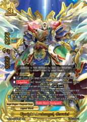 Upright Archangel, Gavriel [S-BT06/0005EN RRR (FOIL)] English
