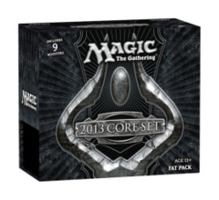 M13 Magic 2013 Core Set Fat Pack