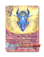 Blue Dragon Shield [D-BT01/0025EN R (FOIL)] English