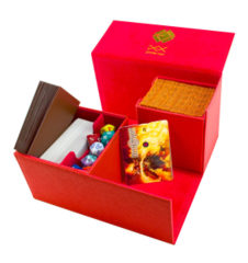 Dex Protection Large Deck Box [Red]