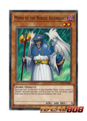 Mimir of the Nordic Ascendant - LEHD-ENB09 - Common - 1st Edition