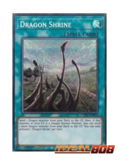 Dragon Shrine - LCKC-EN075 - Secret Rare - Unlimited Edition
