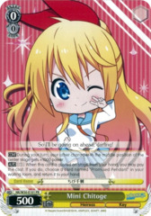 Mini Chitoge [NK/W30-E101 PR (Promo)] English