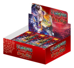 BG01 Crimson Moon's Fairy Tail (English) Force of Will Booster Box