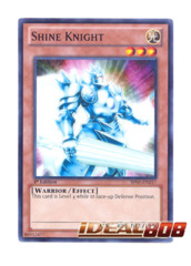 Shine Knight - BP01-EN217 - Common - 1st Edition