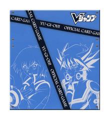 Yugioh 5D's x GX Yusei X Jaden Paper Deck Box