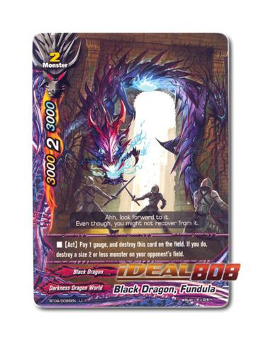 Black Dragon, Fundula - BT04/0066EN (U) Uncommon