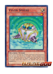Vylon Sphere - HA06-EN004 - Super Rare - 1st Edition