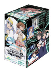 A Certain Magical Index & A Certain Scientific Railgun (Japanese) Weiss Schwarz Booster Box
