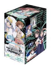 A Certain Magical Index & A Certain Scientific Railgun (Japanese) Weiss Schwarz Booster Box