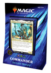 Commander 2019: Faceless Menace Deck * PRE-ORDER Ships Aug.23