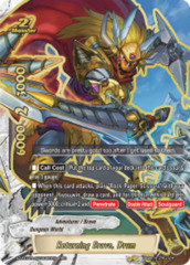 Returning Brave, Drum [X2-BT01A-SP/0005EN RRR (FOIL)] English
