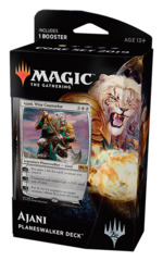 Core Set 2019 (M19) Planeswalker Deck [Ajani, Wise Counselor]