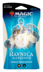 Ravnica Allegiance (RNA) Themed Booster Pack - Azorius [35 cards]