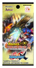 BFE-X-BT03 Overturn! Thunder Empire! (English) Future Card Buddyfight X Booster Pack