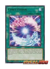 Cynet Fusion - SOFU-EN050 - Rare - 1st Edition