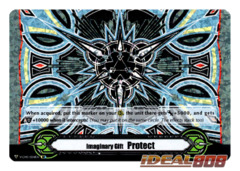 ▽ Imaginary Gift Marker II [Protect II] - Mark Whiting Colors (Silver) - V-GM2/0041EN - IGR (Hot Stamp) [V-BT07]
