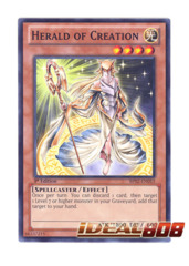 Herald of Creation - BP02-EN053 - Common - 1st Edition