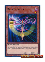 Battle Fader - YS18-EN019 - Common - 1st Edition