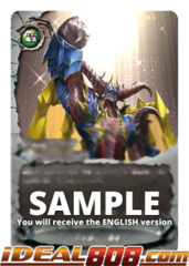Lord of the Skies [S-BT03/0031EN R (FOIL)] English