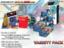 CFV-V-EB02  VARIETY PACK - Get x2 Champions of the Asia Circuit Cardfight Vanguard Booster Box, x1 V-TD03 + FREE Bonus