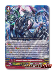 Genesis Dragon, Judgement Messiah - G-TD05/001EN - RRR (Foil ver.)