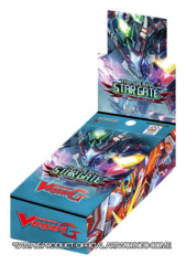 CFV-G-EB03 The GALAXY STAR GATE (English) Cardfight Vanguard G-Extra Booster Box