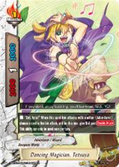 Dancing Magician, Tetsuya [D-BT01A-EB01/0022EN R (FOIL)] English