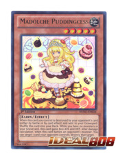Madolche Puddingcess - REDU-EN026 - Ultra Rare - 1st Edition
