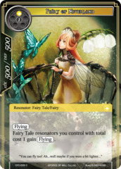 Fairy of Neverland [CFC-005 C (Foil)] English