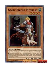 Noble Knight Medraut - BLRR-EN071 - Ultra Rare - 1st Edition