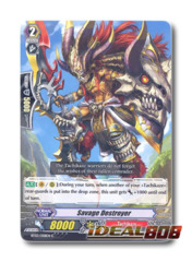 Savage Destroyer - BT03/058EN - C