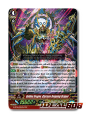 Golden Dragon, Glorious Reigning Dragon - G-BT08/004EN - RRR
