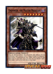 Endymion, the Master Magician - SR08-EN005 - Common - 1st Edition