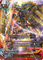 Combat Deity of Daybreak, Gargantua Dragon [S-BT01A-CP01/0002EN RRR (FOIL)] English