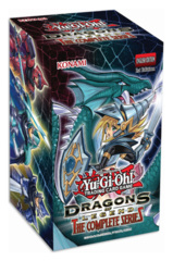 Dragons of Legend: The Complete Series Booster Box [2 Packs + 1 Secret Rare Promo]