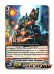 Demon World Castle, Vorbeugen - G-TD10/012EN - TD