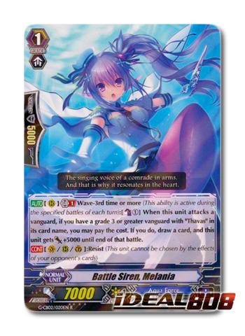 Battle Siren, Melania - G-CB02/020EN - R