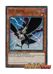 D.D. Crow - DUDE-EN027 - Ultra Rare - 1st Edition
