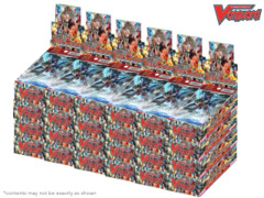 CFV-G-CHB02 We Are!!! Trinity Dragon (English) G-Character Booster  Case (24 Boxes)
