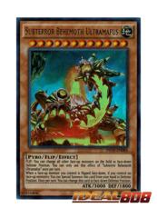 Subterror Behemoth Ultramafus - INOV-EN084 - Ultra Rare - Unlimited Edition